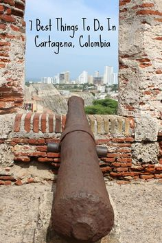 7 Best Things To Do in Cartagena, Colombia