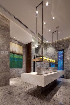 [Remind] Li Yi in the new space design - Xi'an Vanke high Xinhua ...