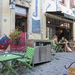 Dresden Restaurant - Lila Sosse