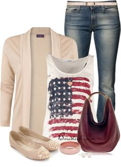 30 Cute and Beautiful With Everyday Outfit Polyvore Combination - Be Modish