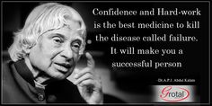 The is always the Life those who work at it. Abdul Kalam, Work Hard, Einstein, Confidence, Medicine, Success, Positivity, Thoughts, Life