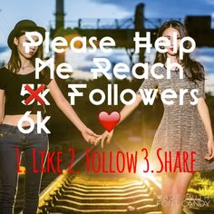 ✨FOLLOW GAME✨ 5k 5.5k ?  Please 1. LIKE 2.Follow Others That Likes 3.Share ❤️ ✨TAG PFFs & SHARE, SHARE, SHARE✨ Following everyone that likes ❤️ DON'T FORGET TO FOLLOW ME ✨  THANKS  Other