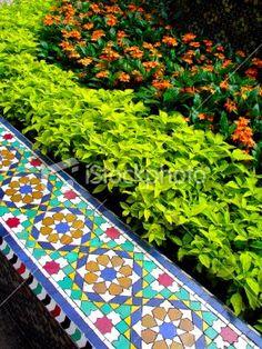 #Moroccan #garden inspiration
