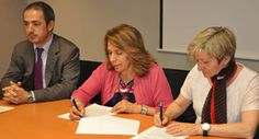 SOCIEDAD Firmado por Cocemfe-Castilla y León y Fedisbur con el grupo Incorpora Convenio de colaboración para promover la inserción sociolaboral de las personas con discapacidad de Castilla y León  http://www.revcyl.com/web_antigua/2013/sociedad13/201308/20130818sociedad/revcyl_revista_de_castilla_y_leon_sociedad_convenio_cocemfe_cyl_y_fedisfibur_insercion_laboral_personas_con_discapacidad.html