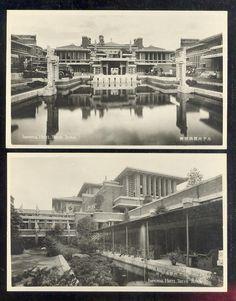 Modern Architecture Frank Lloyd Wright imperial hotelfrank lloyd wright - japan | the o'jays, world