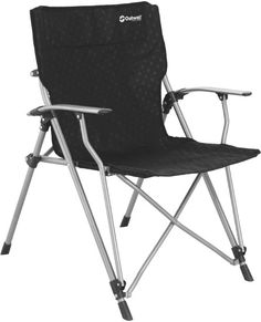 Outwell Goya Camping Chair | Solid arm chair with stronger cross brace frame