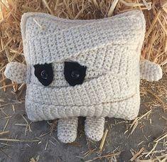 Ravelry: Mummy Creepy Cuddler pattern by Victoria Stewart