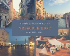 Find out why the Macaco Tour treasure hunt for kids is the most fun and educational way to discover Venice with children of all ages