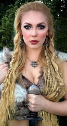 Glorious Viking Braids by The Viking Queen