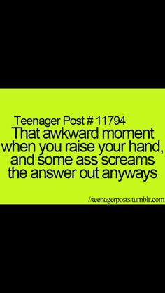Teenage Post#1