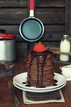 ScrapBook&memo (vmagazine: Happy National Pancake Day… drop by...)