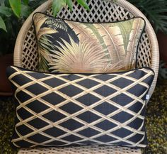 Your place to buy and sell all things handmade Bahama Breeze, Cushion Covers, Gate, Bamboo, Cushions, Throw Pillows, Fabric, Pillow Cases, Indoor