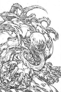 Venom by pant.deviantart.com on @deviantART