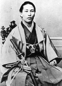 Enomoto Takeaki, Dutch study period. #samurai #samourai