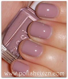 essie lady like... fave new color.
