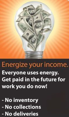 Energize Your Income!