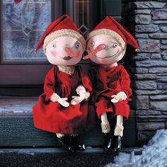 Joe Spencer Christmas Dolls | price $ 49 95 product options doll select doll merewald snow girl ...
