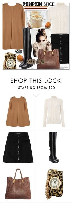 """""""Fall Fashion - yoins 2.15"""" by cly88 ❤ liked on Polyvore featuring MaxMara, Valentino and XOXO"""