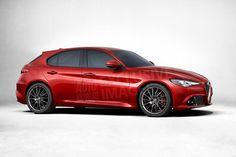 La nuova generazione di Alfa Romeo Giulietta avrà la trazione posteriore