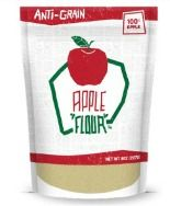 There are some cool healthy new foods on the market like grain-free flours made from fruits and vegetables.