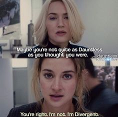 I'm divergent, I can't be controlled. Divergent Memes, Divergent Hunger Games, Divergent Fandom, Divergent Trilogy, Divergent Insurgent Allegiant, Insurgent Quotes, Divergent Characters, Divergent 2014, Allegiant