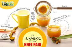 turmeric remedy for knee pain