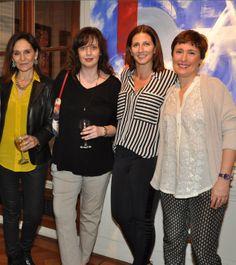 Gabriela Goldstein, Anja Niggemeier, Silvana Rolando