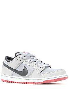 outlet store ded1f d9b2e The Nike Dunk Low Pro SB in Wolf Gray, Anthracite, and Light Red Wood by Nike  SB