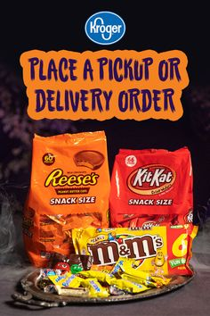 Need a last-minute candy order for Halloween? Pickup your favorite Halloween candy, Halloween treats and Halloween snacks, not to mention Halloween décor and more. Find all the Halloween decorations and Halloween food you need. Carrot Recipes, Banana Recipes, Egg Recipes, Cookie Recipes, Snack Recipes, Broccoli Recipes, Cauliflower Recipes, Cheese Recipes, Soup Recipes
