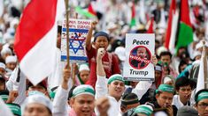 80000 protest Trumps Jerusalem recognition in Indonesia (VIDEO)  RT World News