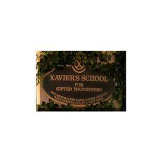 Goodreads | Xavier's School for Gifted Youngsters's photos ❤ liked on Polyvore