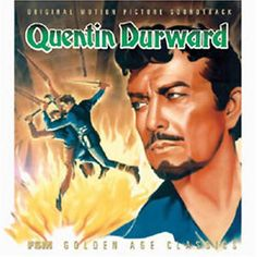 Soundtrack Review: Quentin Durward by Bronislau Kaper