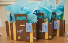 Transform old Cheerio boxes to create the perfect party favor. #partyfavor #birthdayparty
