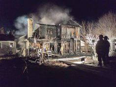 A heat lamp in a chicken coop is being blamed for a structure fire in Holly Township last Friday evening. Backyard Coop, Baby Chicks, Chicken Coops, Fire, Water, Michigan, Lamps, Friday, House