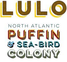 Lulo font sample