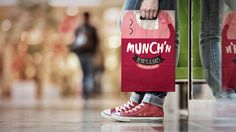 Munch'n on Packaging of the World - Creative Package Design Gallery