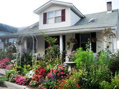 cottage garden designs we love - Garden Design Cottage Style