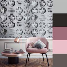 Come abbinare i colori in casa   Consulente di immagine, Rossella Migliaccio Color Blocking Outfits, Color Of Life, Color Pallets, Colorful Decor, Color Mixing, Gallery Wall, Studio, Interior Design, House