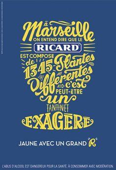 2013, Ricard - Agence BETC