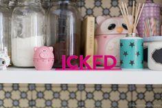 Tu Organizas.: A linda cozinha, de Dani Noce