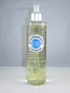 L'Occitane Shea Butter Cleansing Oil