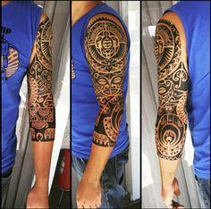 Polynesian Tattoos - Inked Magazine
