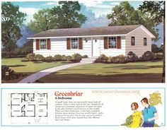 1960 39 S Ranch House Ranch Style Pinterest 60 S 1960s