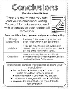Typical writings english