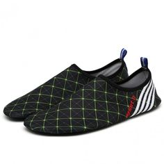 041d57e36c5e00 Water Skin Shoes DFS-9 For Adults Black   Yellow Beach Pool