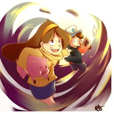 Gravity Falls favourites by Smauglock112 on DeviantArt || #GravityFalls