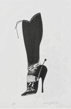 TheHistorialist: 1968 | ALLEN JONES | THE (COMPLETE) SHOE BOX