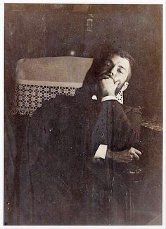 Edgar Degas, 1895 by Daniel Halévy.