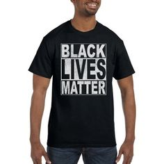 I support Black Lives Matter , I print this shirt and sell for $3.99 just for cover T shirt cost and ETSY fee + Shipping cost this t shirt as seen as on CNN NEWS I screen print on 100% Cotton Black Gildan brand T shirt ( I use soft hand ink )  machine washable