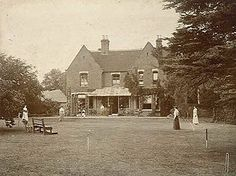 """They called it """"the most haunted house in England."""" In the sleepy Essex parish of Borley stood the Borley Rectory, a dark Victorian manse plagued by reports of the paranormal. Most Haunted Places, Scary Places, Places Around The World, Around The Worlds, Mayfair, Unusual Facts, Ghost Hunting, Ghost Stories, The Victim"""